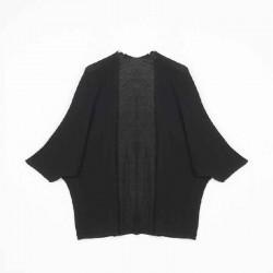 kimono punto negro