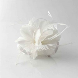Tocado/broche flor de...